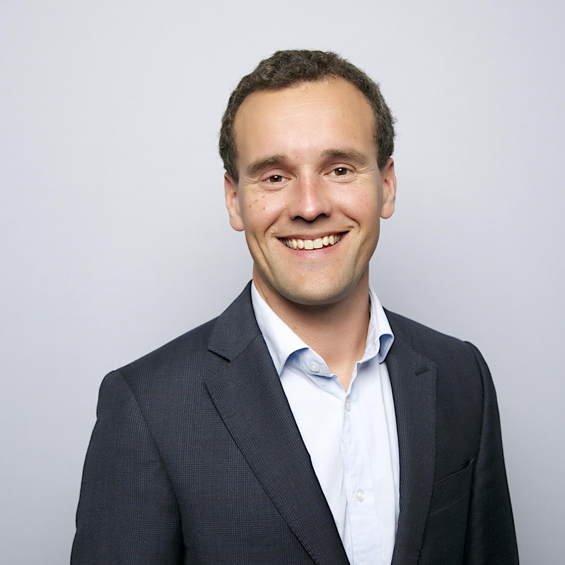Derek Le Marchant, CPM